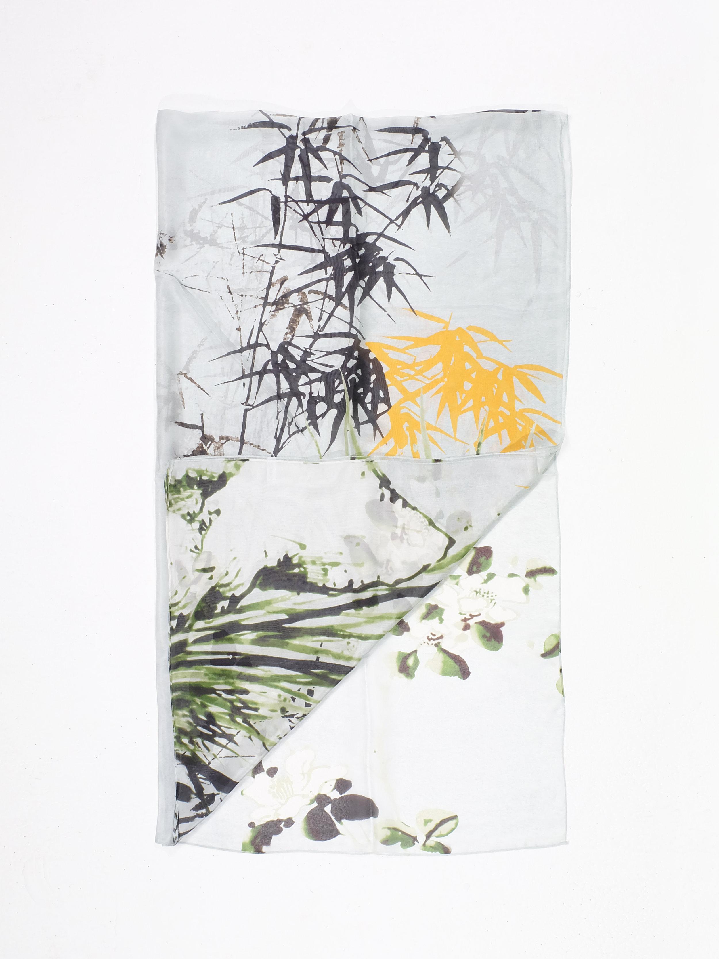 Dragonfly's Den (Yellow) - 196x112cm