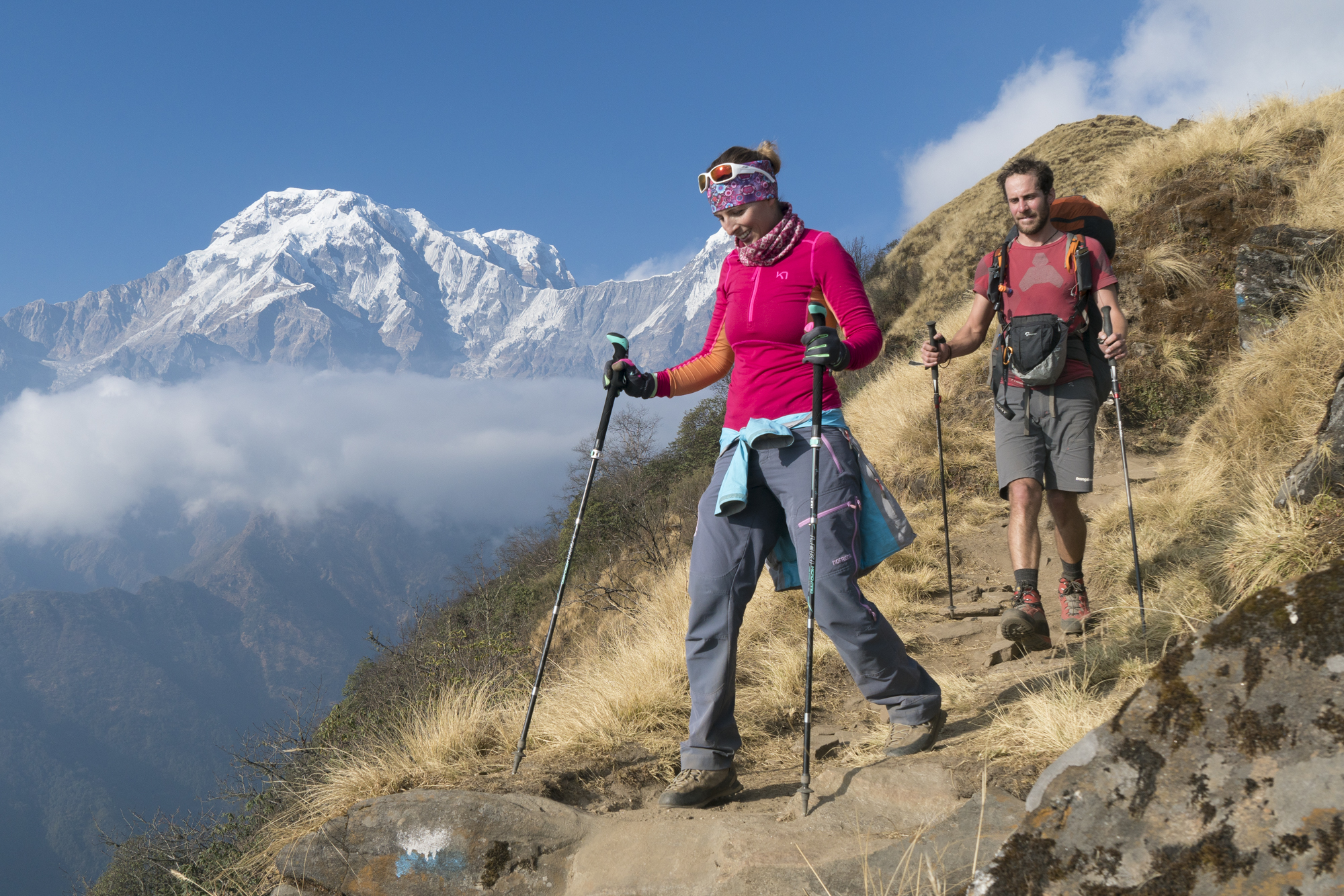 trekking nepal cody tuttle