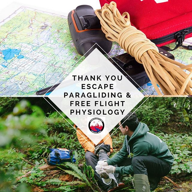 Expedition doctor @freeflightphysiology Matt Wilkes and paragliding legend @jockysanderson are running a series of paragliding wilderness first aid courses. For each subscribed course, they will donate enough funding for Karmaflights to purchase first-aid kits, and run clinics in two remote village schools in Nepal. Thank you for your support! Can you partner with us and help build a better future for today's children? Contact us today to see how you can help! _________________________________________ #socialentreprise #socialentrepreneurship #bethechange #nepal #paragliding #wildernessfirstaid #karmaflights #globalcitizen