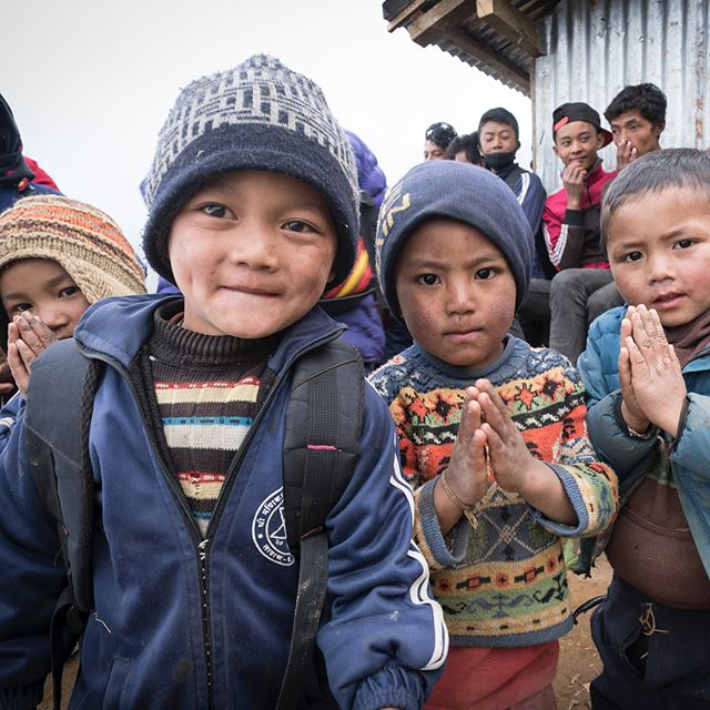Thank you for allowing us to reach 2,300 children in the mountainous Upper Gorkha Region this week with warm clothes! Swipe to see an example of the insulated winter jacket and the route our team will be trekking, to distribute to all the school-age children in 14 remote villages. These kids, many of whom still live in uninsulated semi-permanent shelters, can now look forward to a warmer and safer winter season. Team KarmaFlights says THANK YOU! ___________________________________________ @karmatreks #nepal #gorkha #manaslu #winterclothesdrive #bethechange #kidsmatter #communitysupport #lendahand #keepkidssafe @premknwr @yes_raj2006 📷 @codytutts