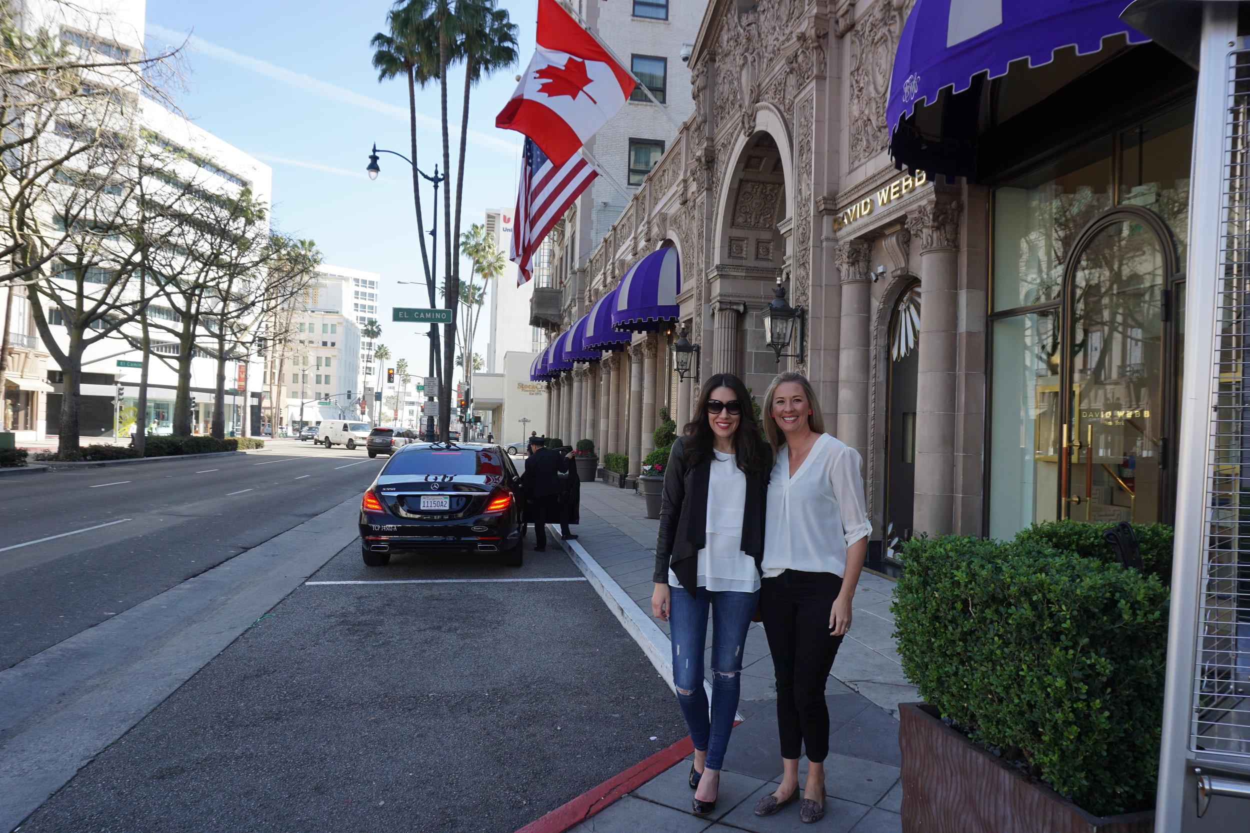 Source:  Lisa Raciti // Beverly Wilshire Hotel