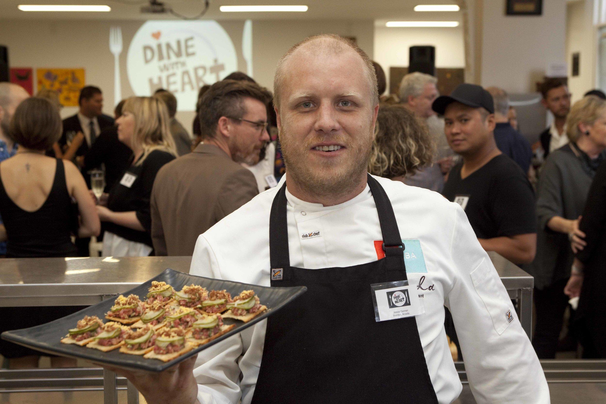 Chef Jesse Gerner (Bomba, Añada)