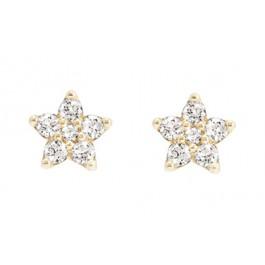 Trewarne Ole Lynggard Shooting Stars Earrings Large