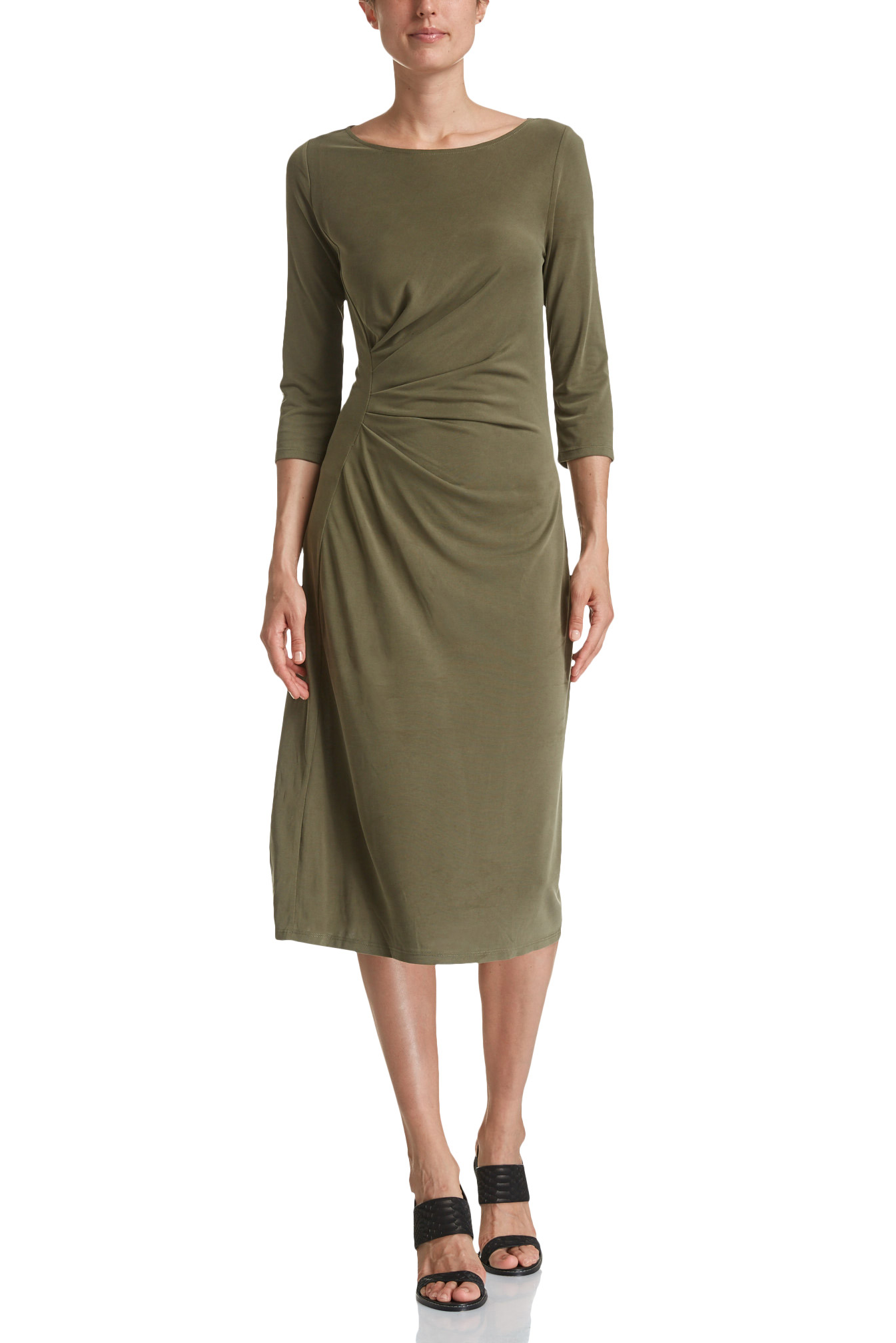Saba Penelope Drape Dress