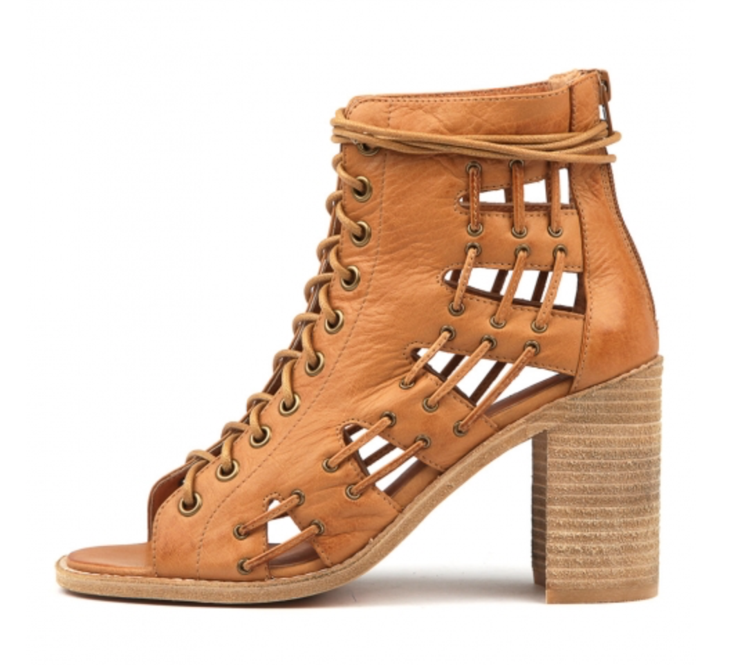 Mollini Jayman Tan Leather Shoes