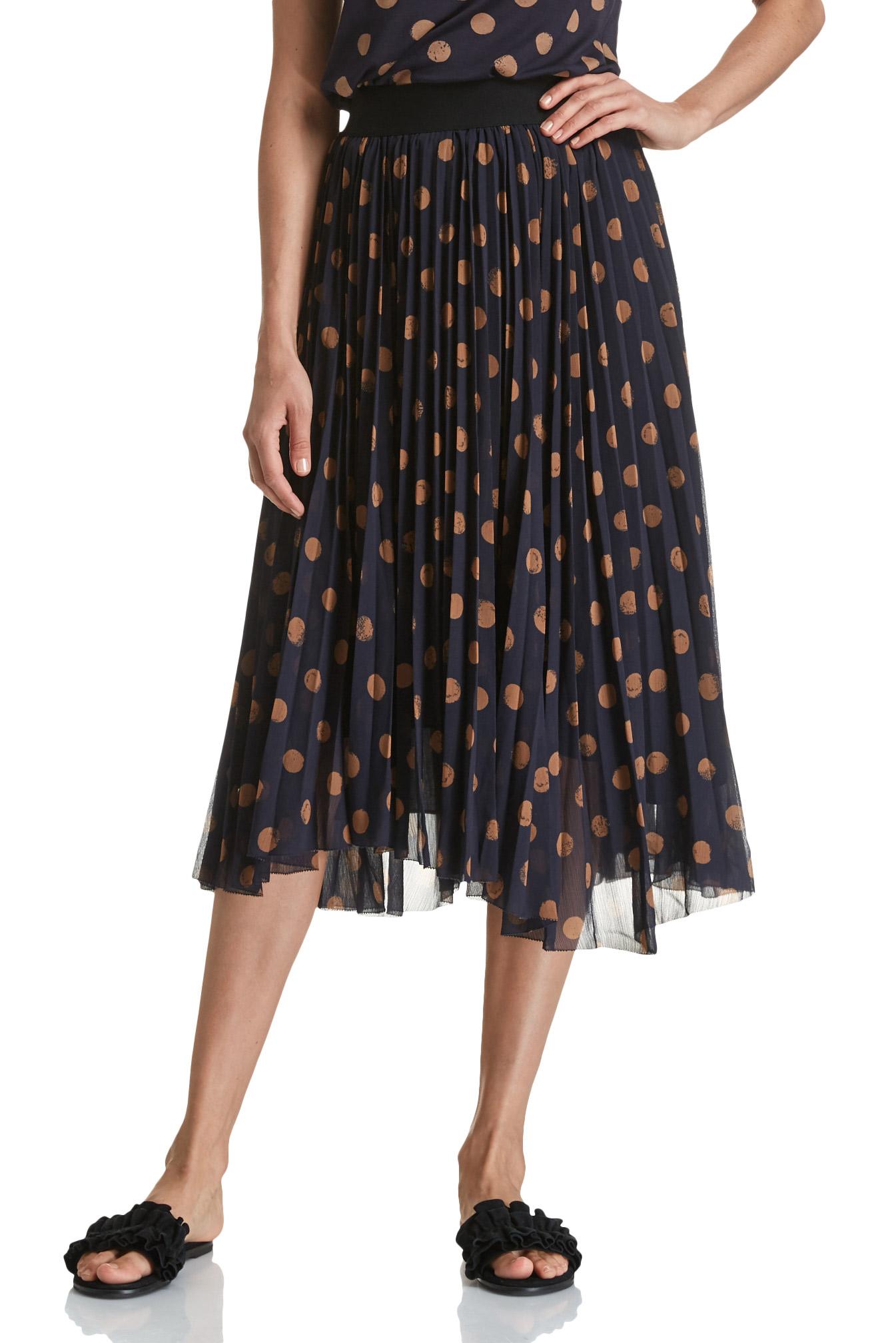 Saba Odell Spot Skirt