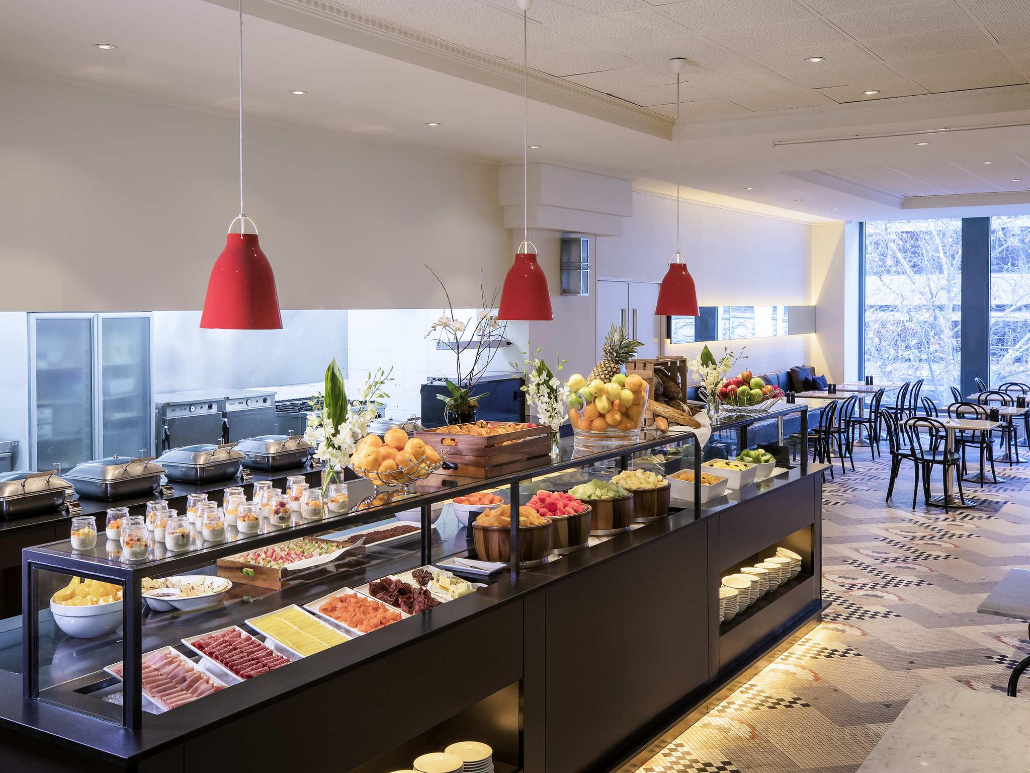 Breakfast buffet @ Lane Restaurant