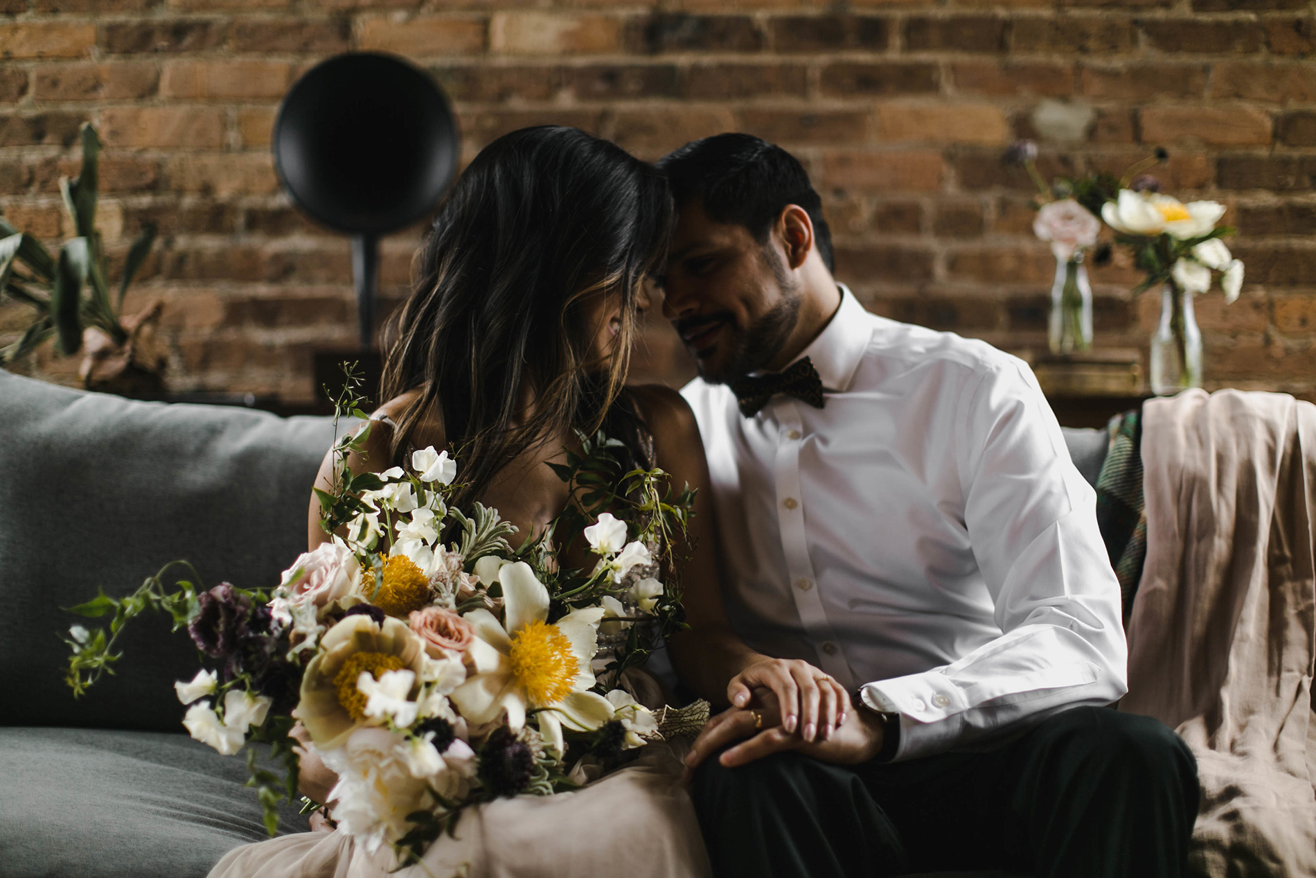 Photo by Melody Joy Co, Styling by All Dei Events, Florals by Splendor of Eden, Jewelry by Lady Faye Jewelry