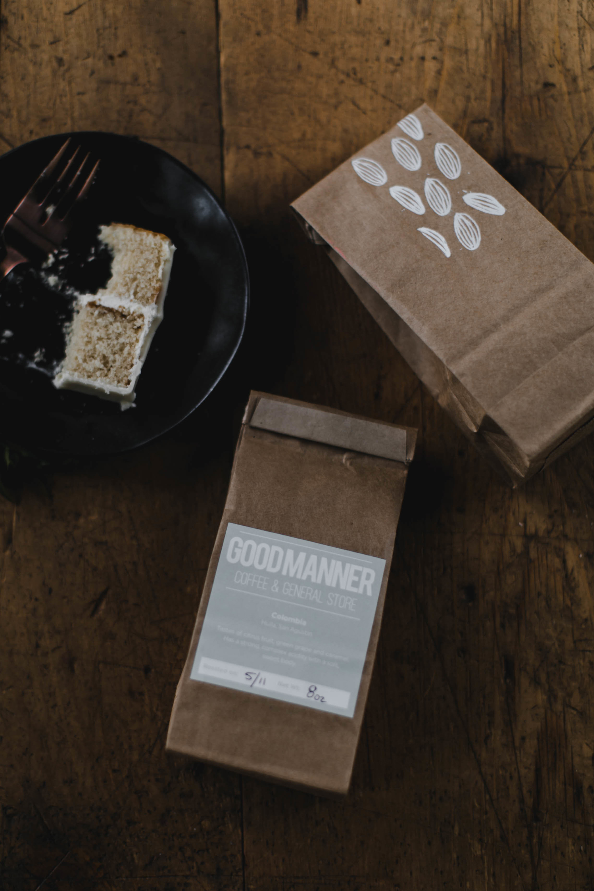 Photo by Melody Joy Co, Coffee by Good Manner Coffee, Cake by Love Sugar & Grace