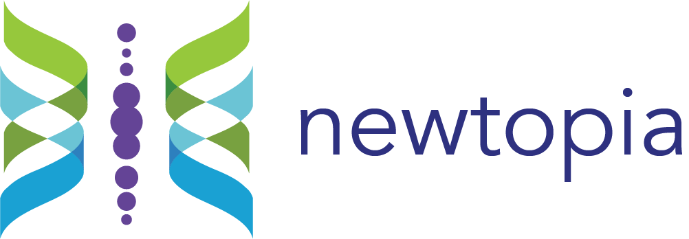 - Newtopia is a corporate health and wellness company that focuses on the personalized health of in the workplace to lower a company's healthcare costs.