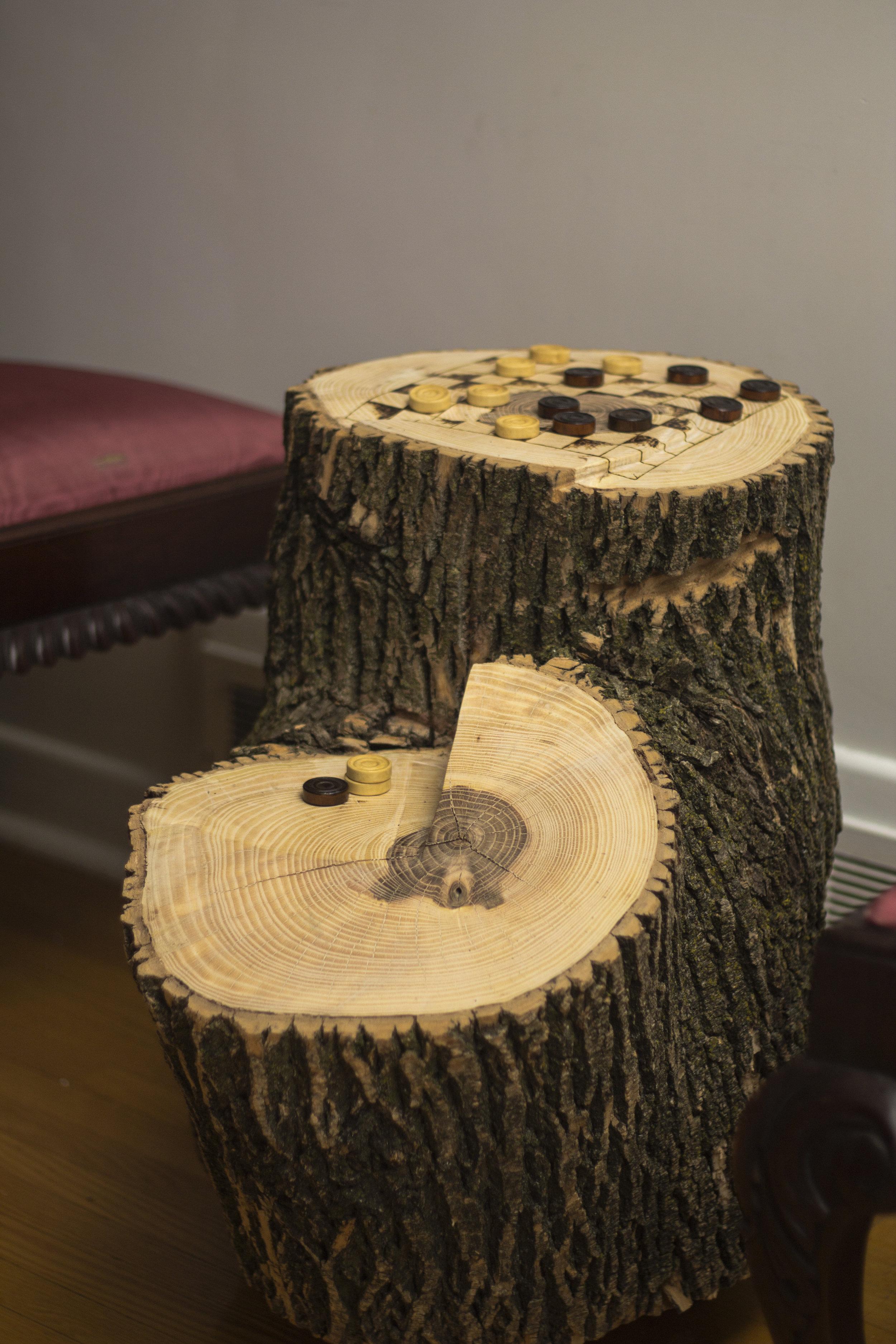Ash Tree Relics — Mark Kalimin