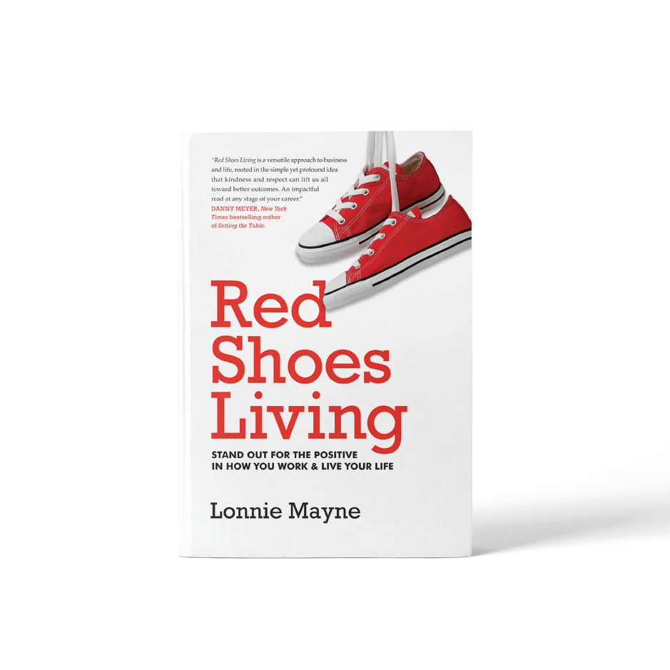 Lonnie Mayne's new book- go buy it . Wow, that cover is gorgeous, BTW!