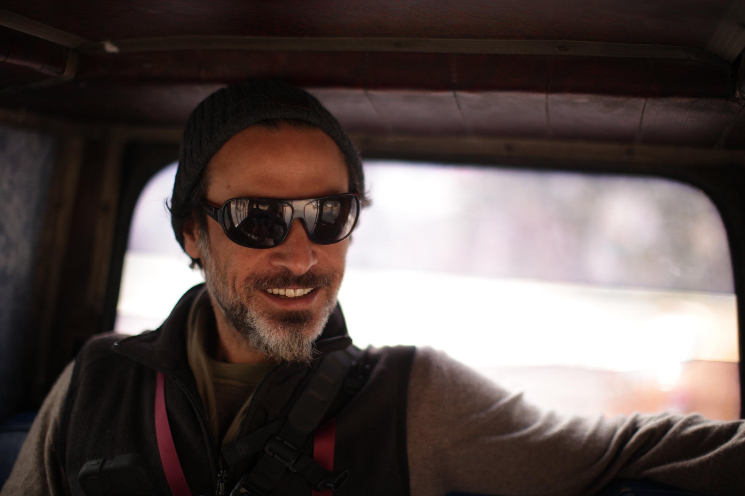 Raz Degan, Director