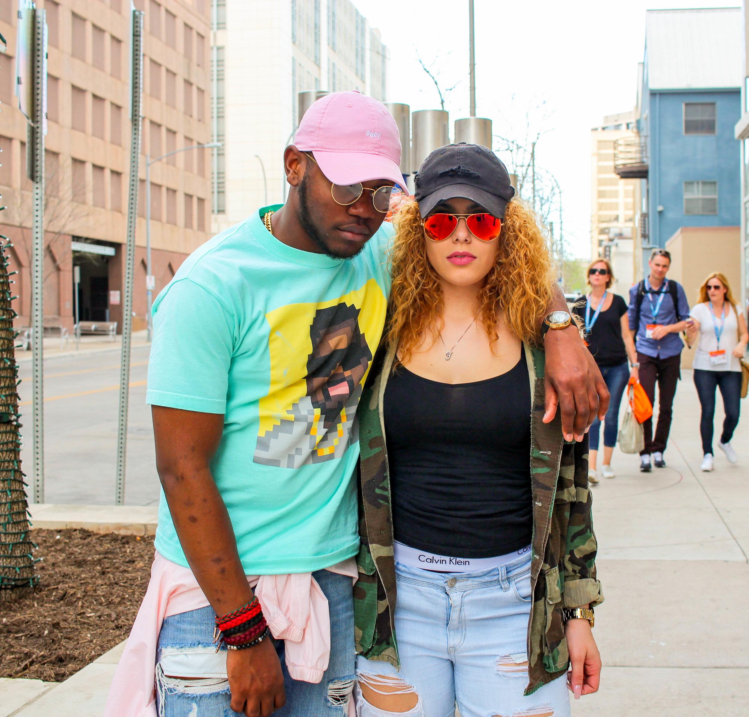 Street Style at SXSW in Austin, TX