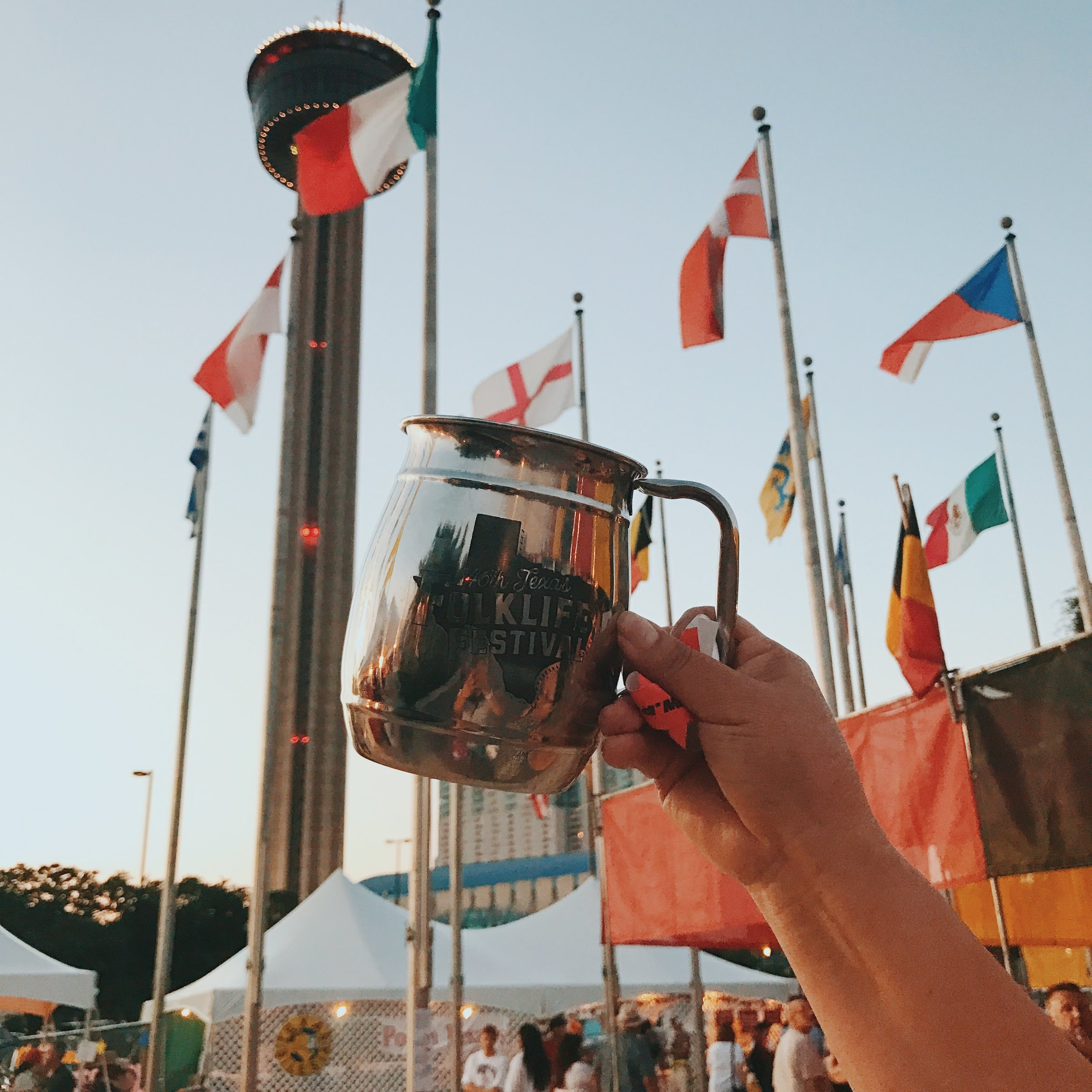 Folklife Festival in San Antonio, TX
