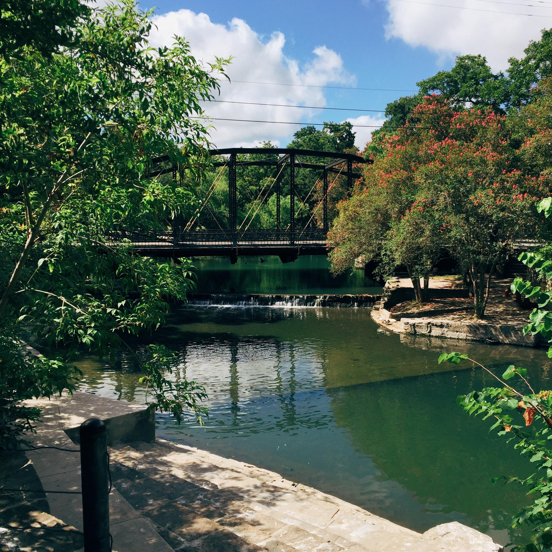 Brackenridge Park San Antonio, TX