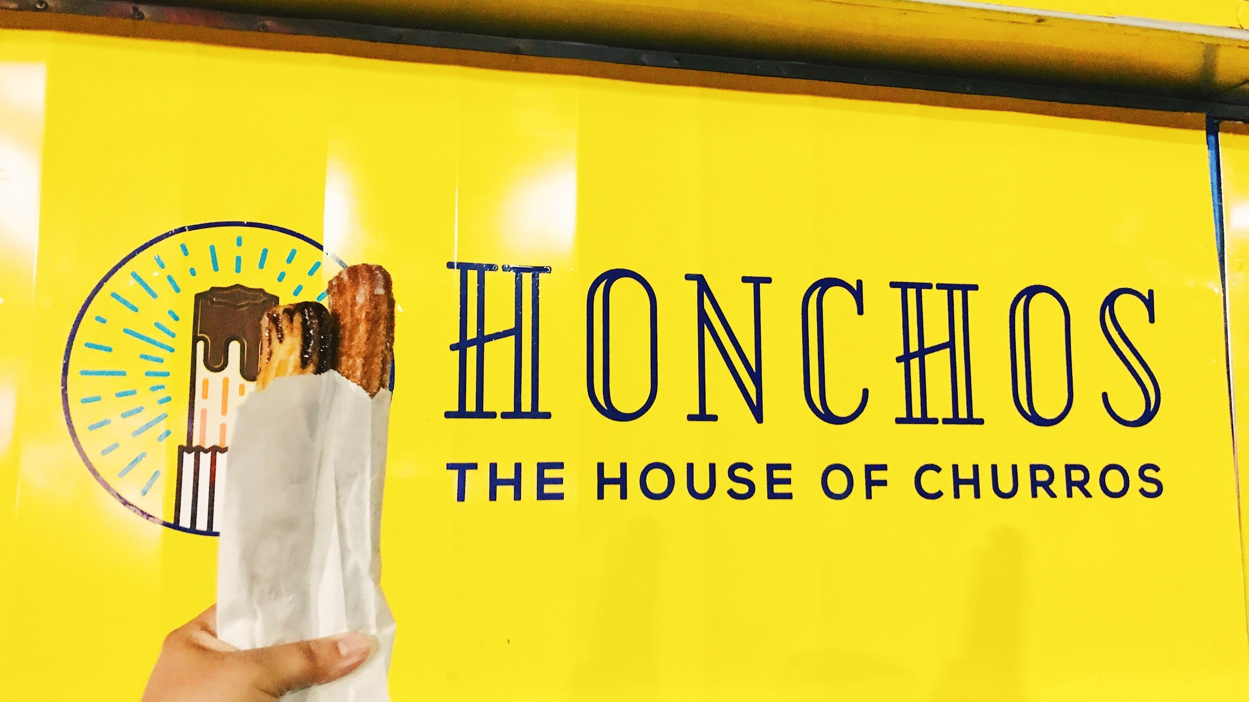 honchos churros food truck