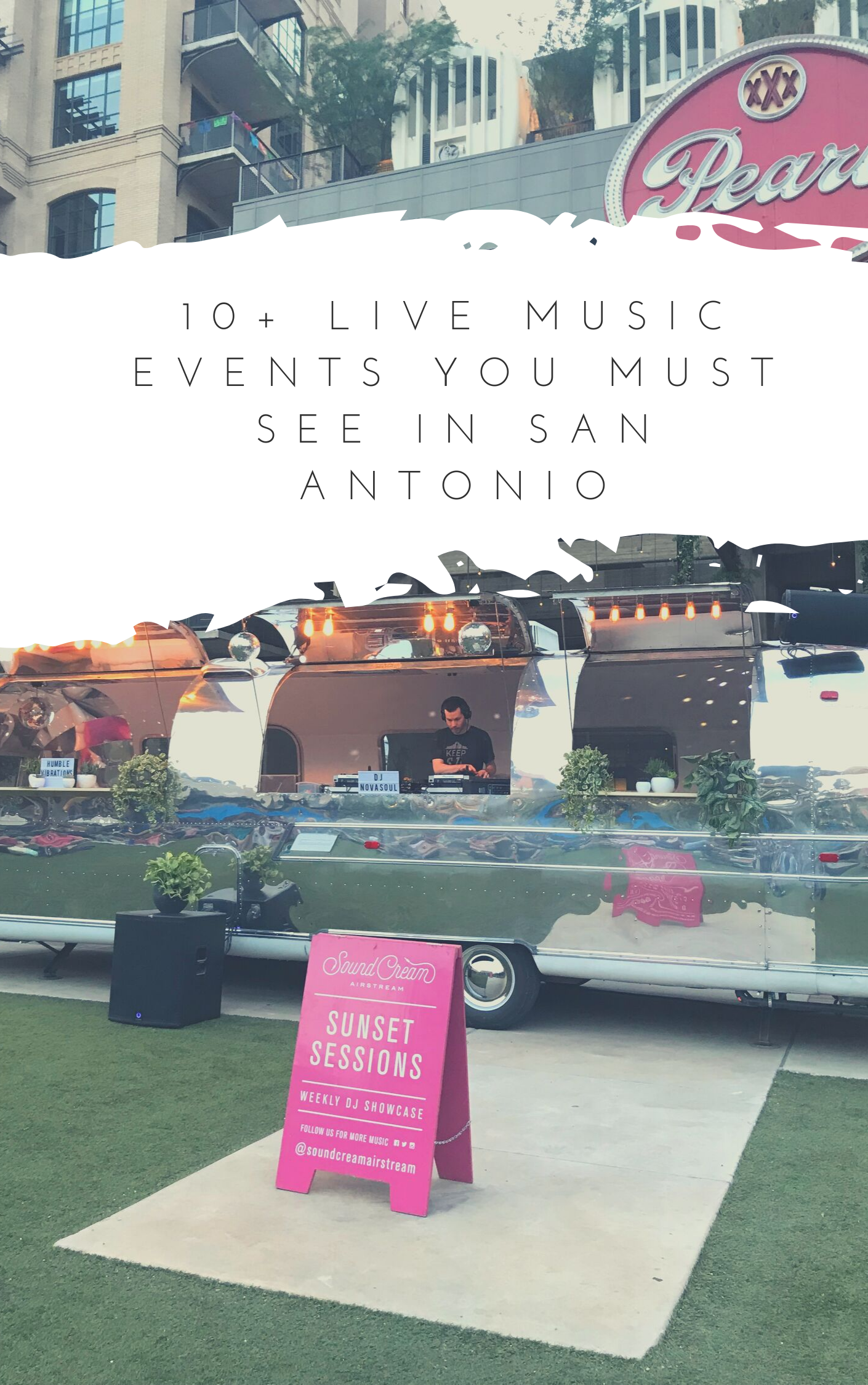 Live Music Events you must see in San Antonio