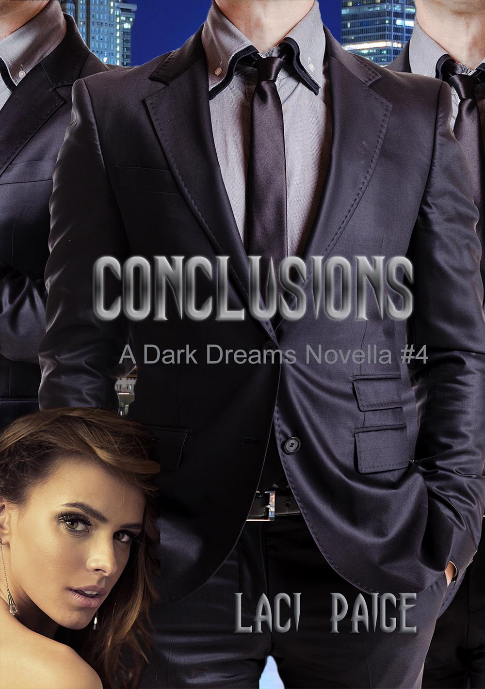 Conclusions - Dark Dreams #4 - Final  Paranormal Novella