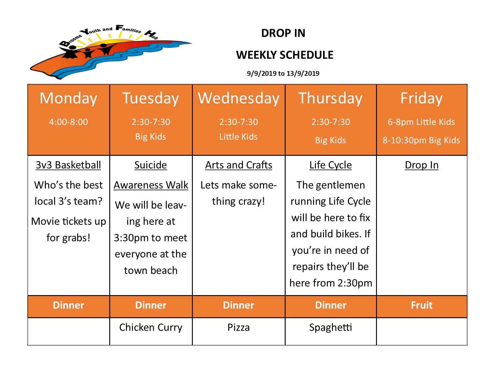Drop In Weekly Schedule 090919.jpg