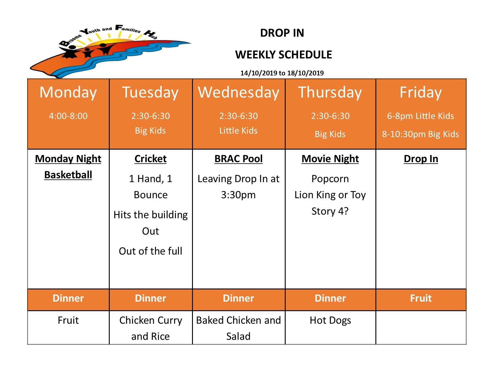 Drop In Weekly Schedule 141019.jpg