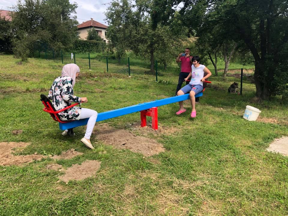 PLAYGROUND IN PAZARIC   SEE MORE