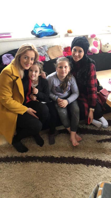 Family Puskar from Cazin   SEE MORE