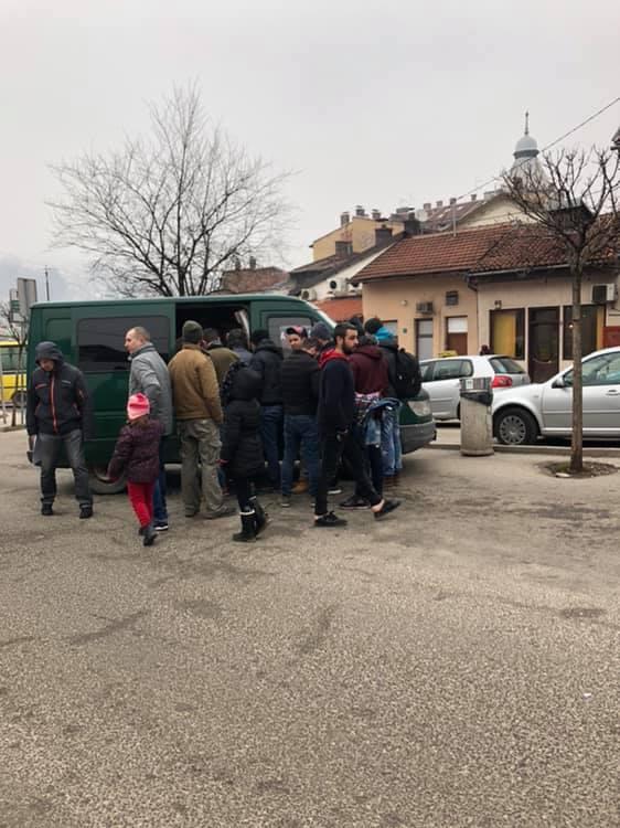 Refugees in Sarajevo    See More