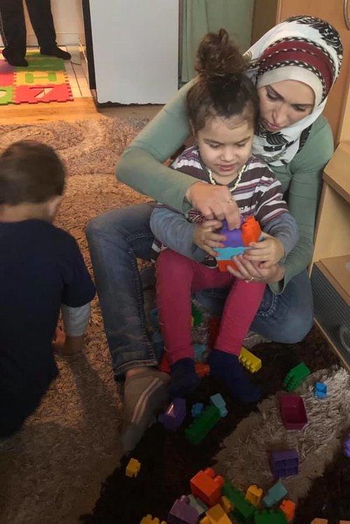 Single Mom with 3 kids    See More