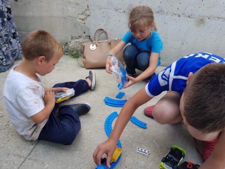 Family in Mahmic, Zenica    See More