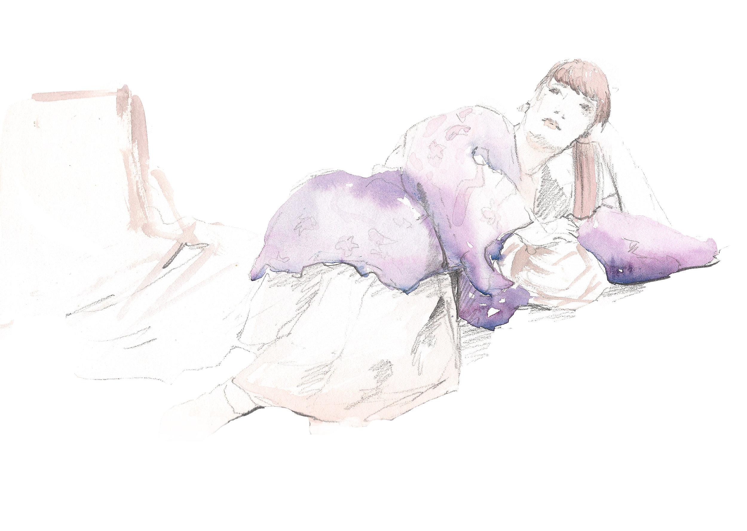 Roxanne- Yukata