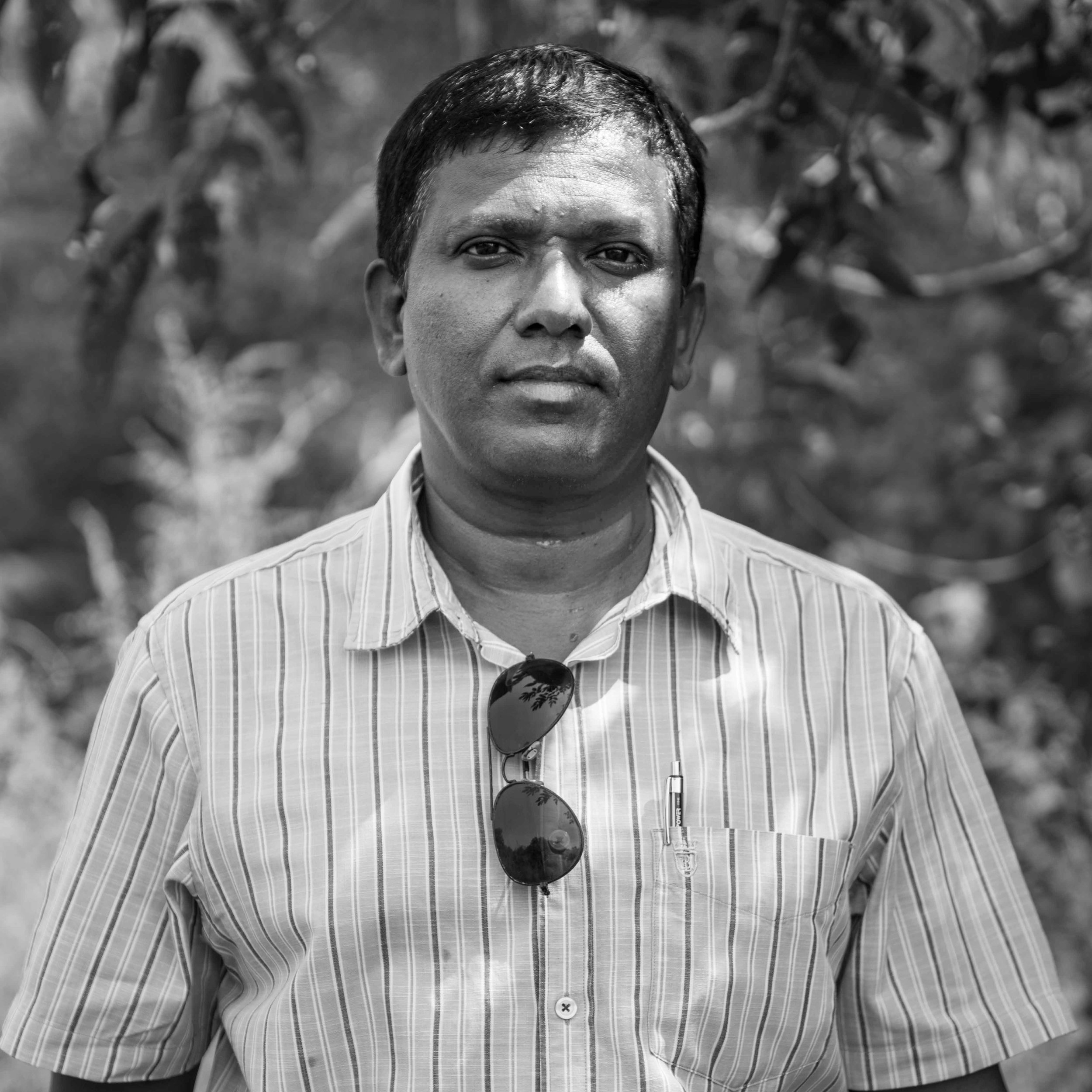 STALIN DAYANAND, Director of Projects, Vanashakti.