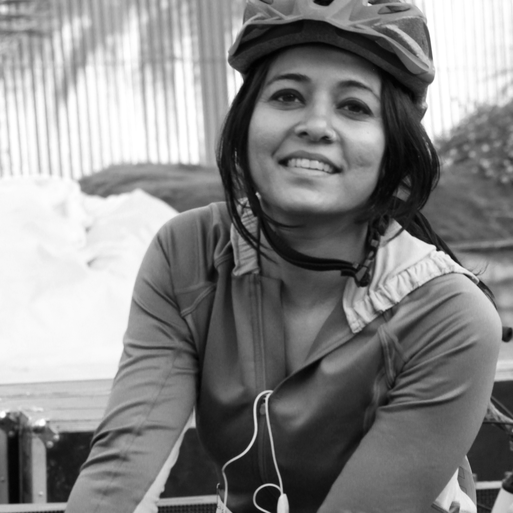 FIROZA SURESH, Founder, The Smart Commute Foundation - Cycle2Work Initiative.
