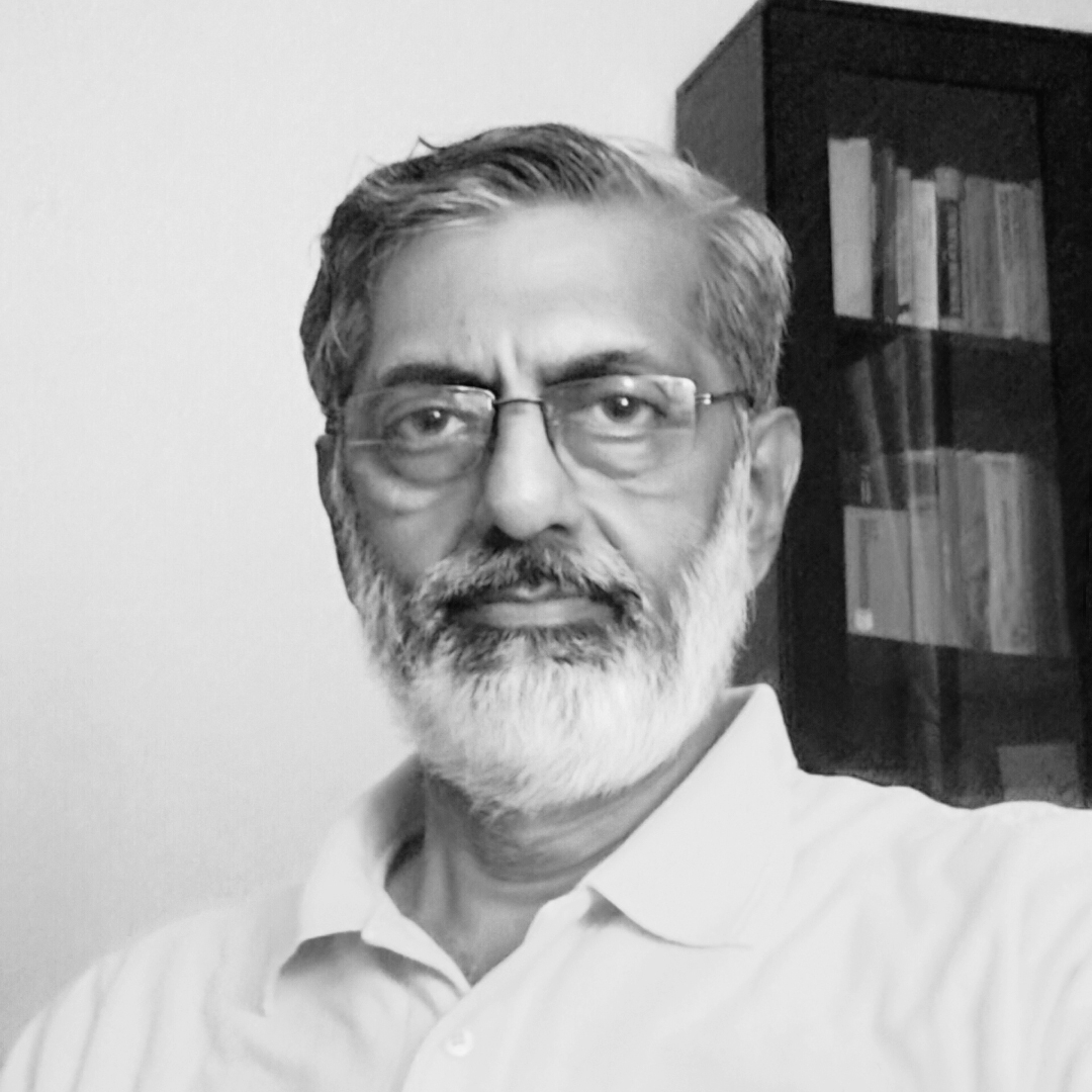SUDHIR BADAMI,  Indépendant Civil Engineer.