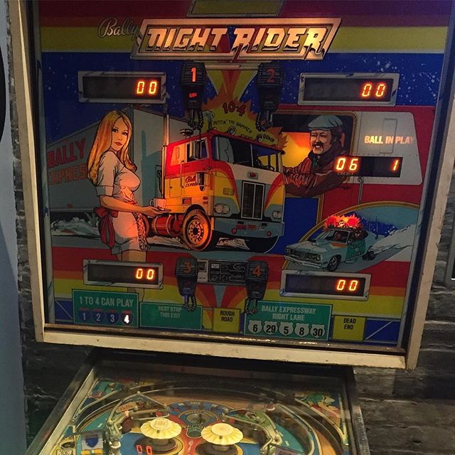 I have no further questions your honor.  #RadarLove #AllINeed #✔️ #Pinball #Trucker #Nashville #MusicCity #Nashvegas #NightRider
