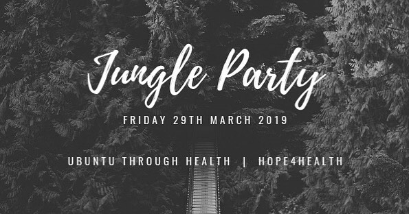 In the jungle, the mighty jungle, the lion sleeps tonight... But you won't be sleeping on the night of 29 March, as Ubuntu Through Health and HOPE4HEALTH are holding their annual Jungle Party! 🦁🦓🌴 This year, our brave seafarers will embark on the Noah's Ark - a grand cruise with dance floors spanning two levels, an exclusive bar serving food and drinks, and a photographer to capture your magnificent moments ⛴️🕺👯 So start your week off the right way and secure your place on the mighty vessel. TICKETS ON SALE NOW!  See Facebook page for the link and more info!