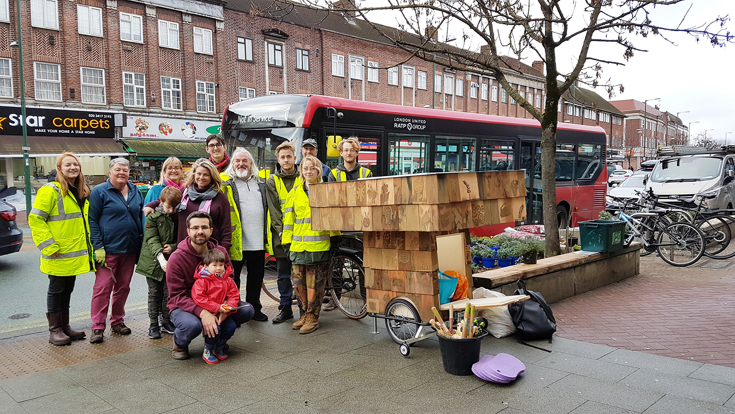 Green Shed photos by Charlotte Levy