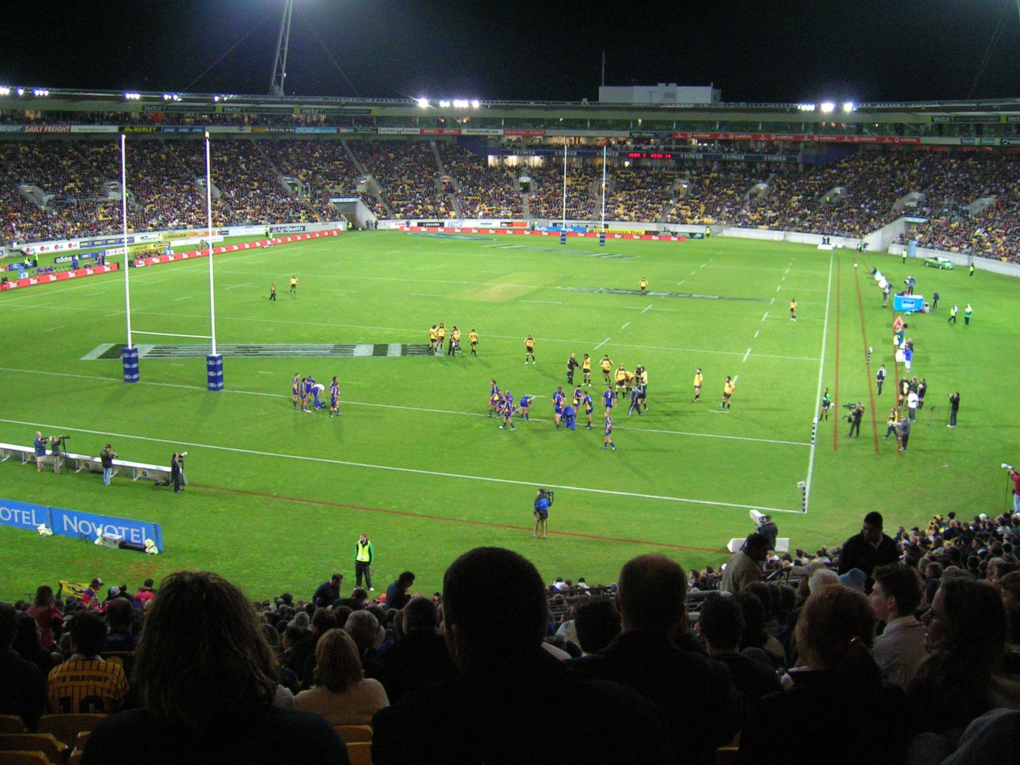 By Brett Taylor from Wellington, New Zealand (Game On) [CC BY 2.0 (http://creativecommons.org/licenses/by/2.0)], via Wikimedia Commons