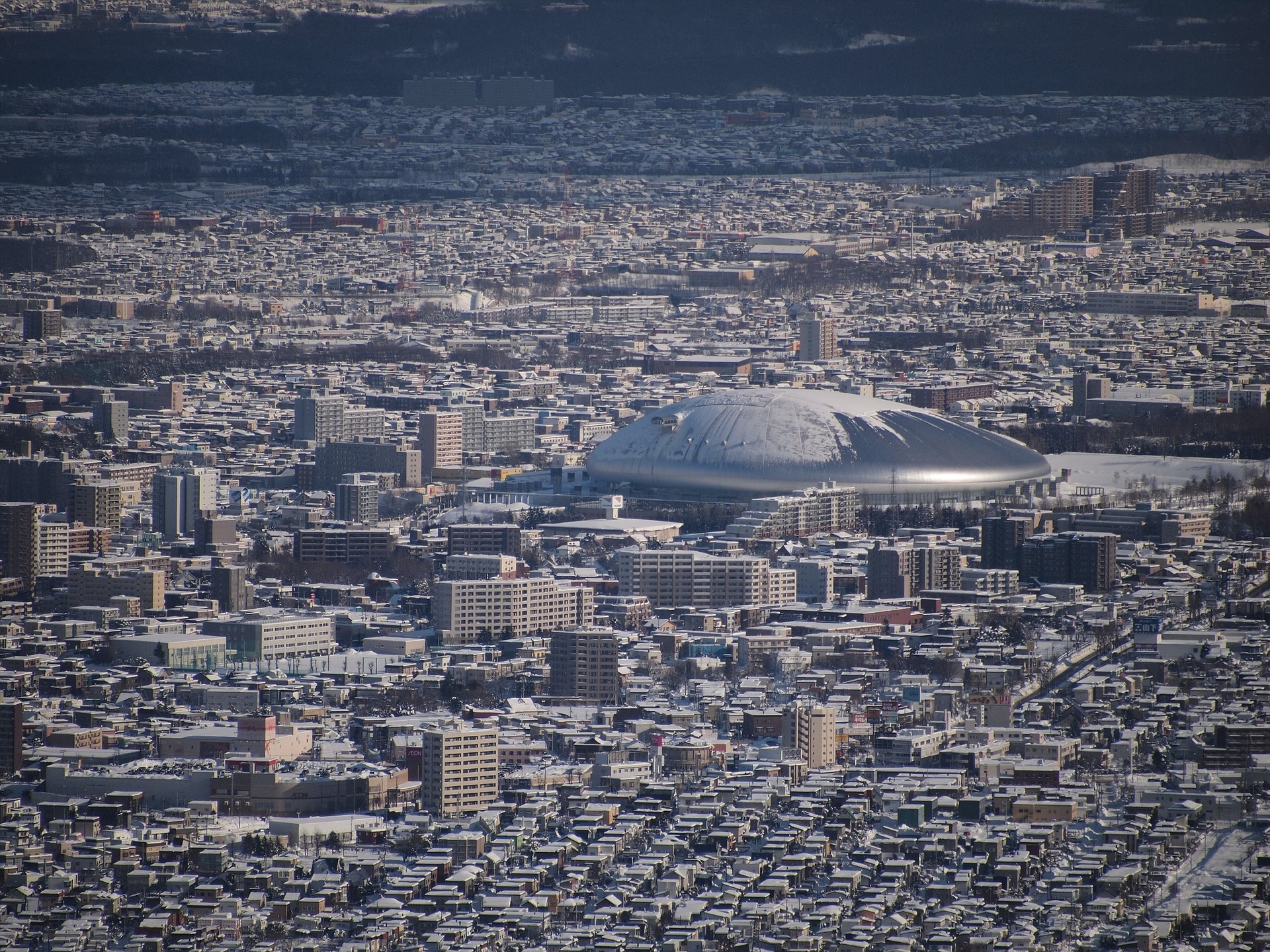 sapporo dome, home to two rwc matches