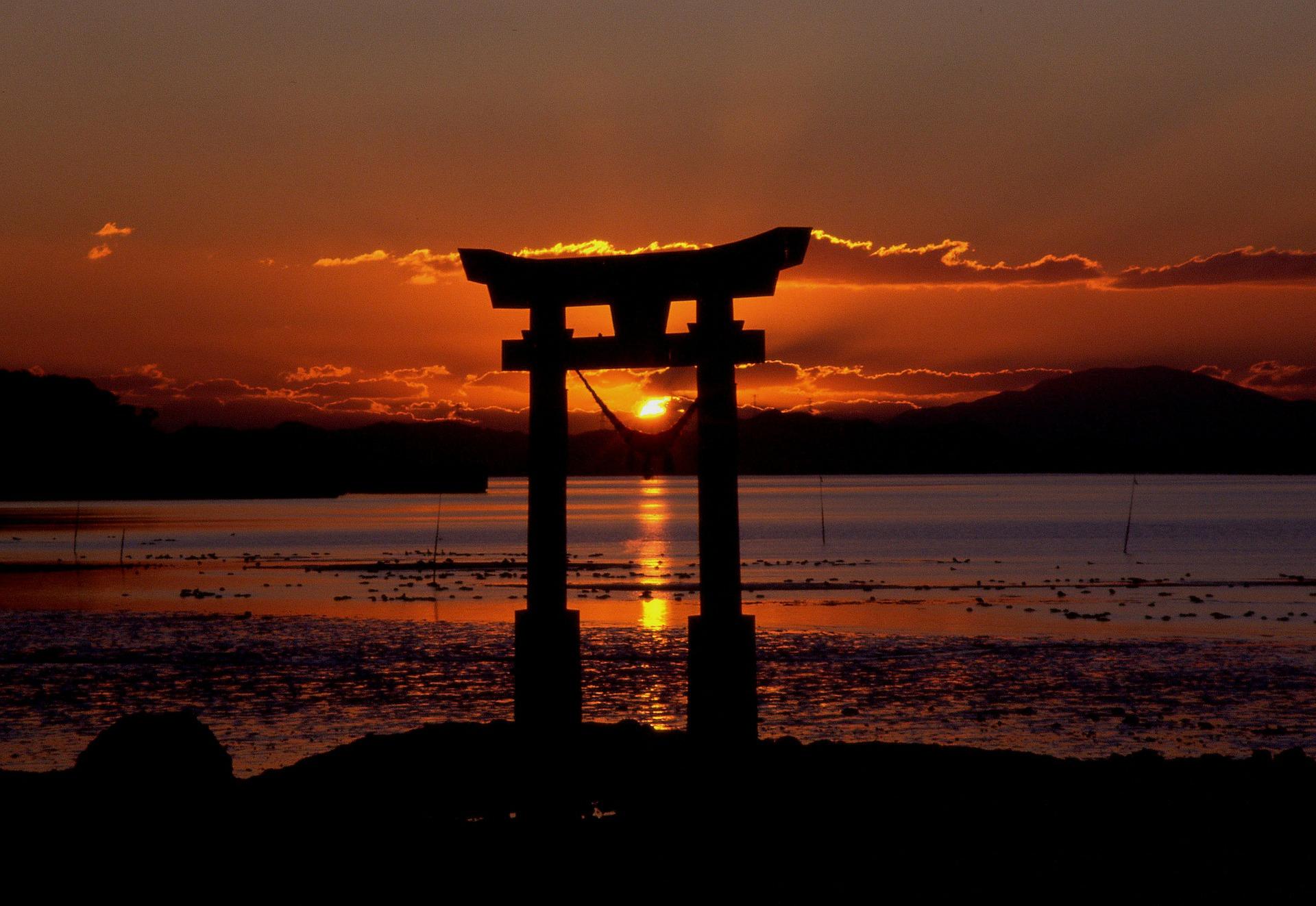 nagao shrine, japan