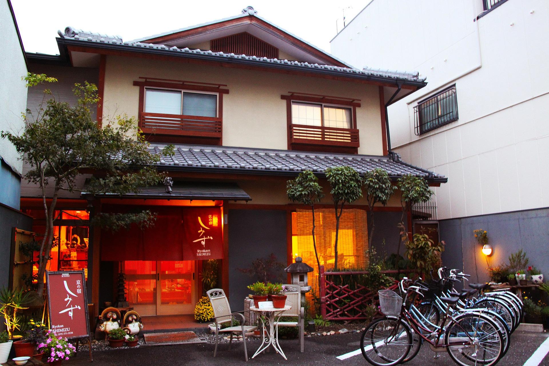 Ryokan Accommodation