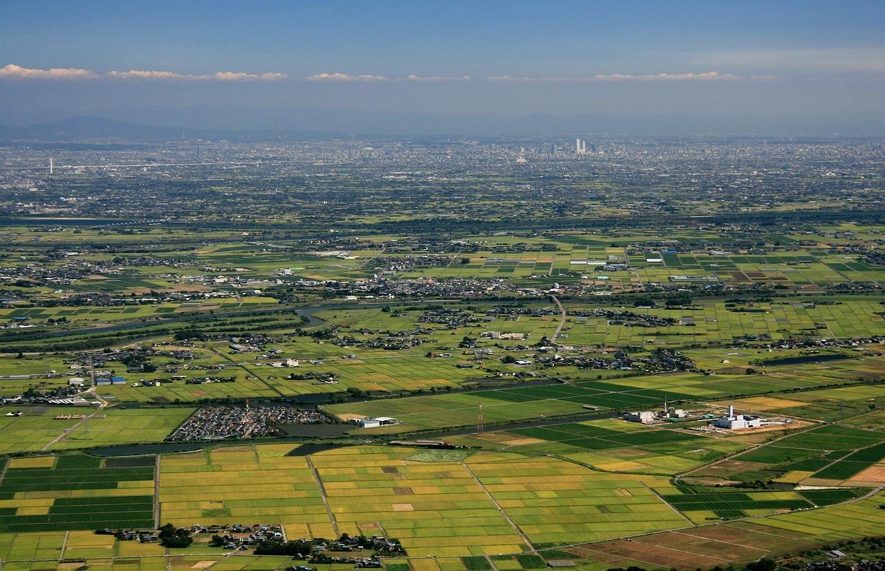 aichi prefecture landscape