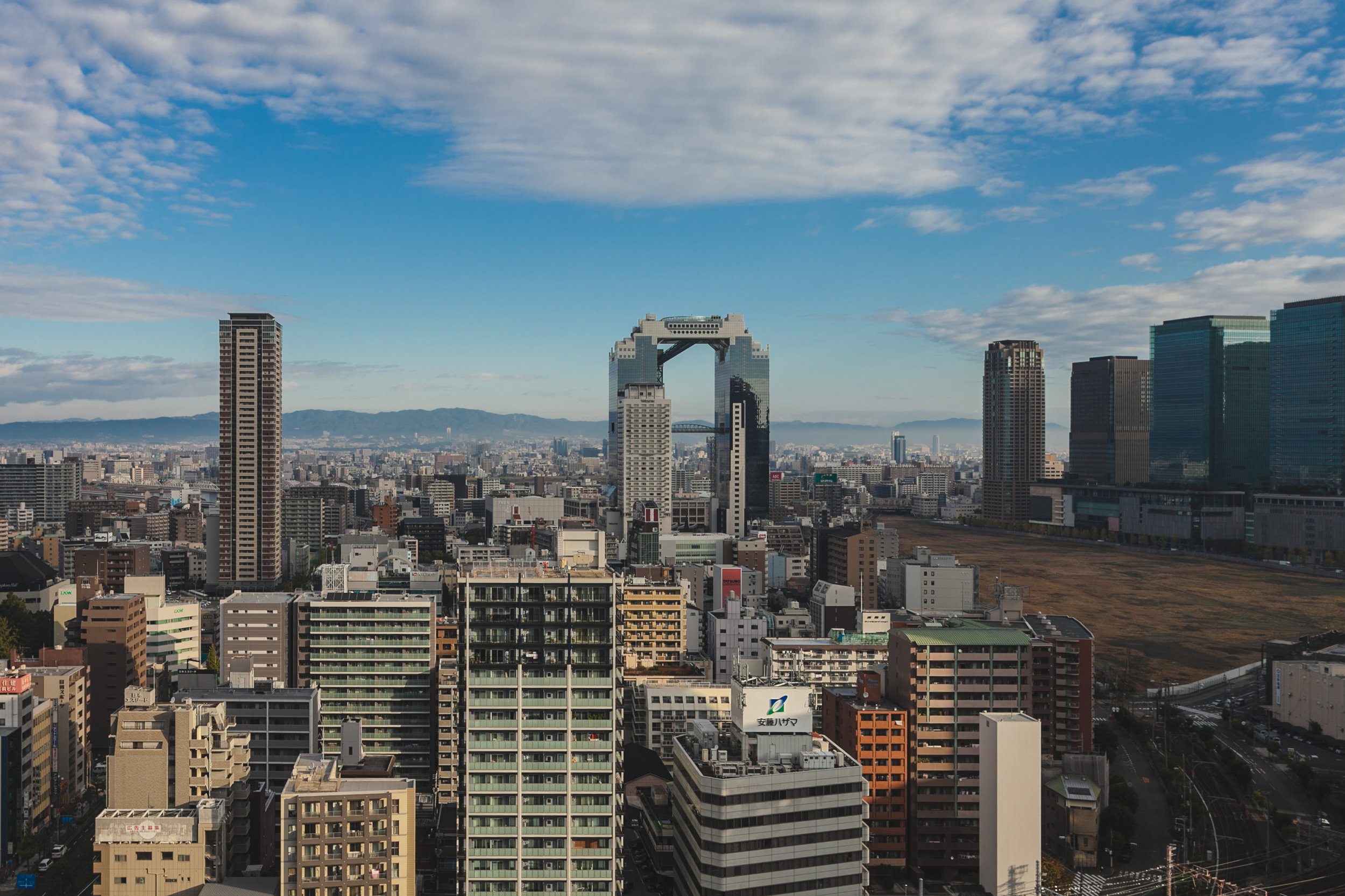 rugby World Cup hotels osaka japan 2019