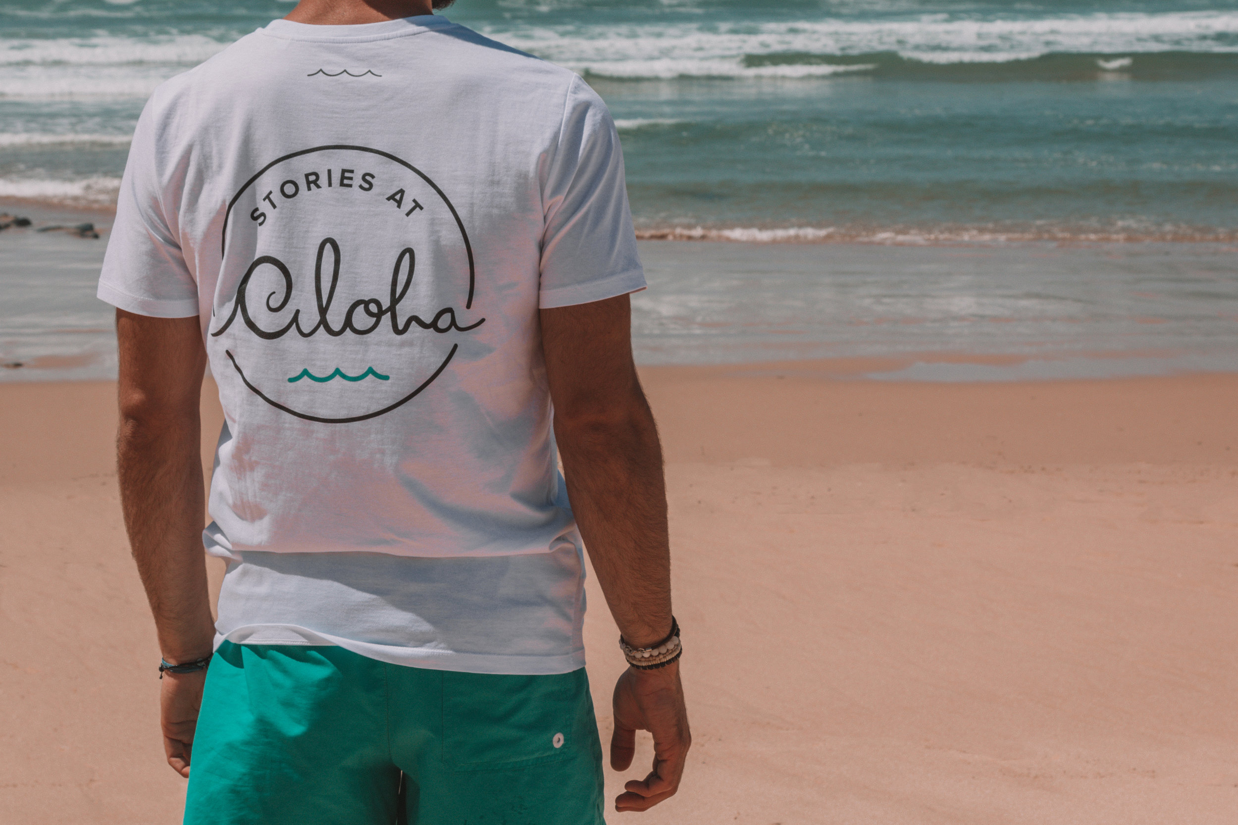 at aloha t shirt men