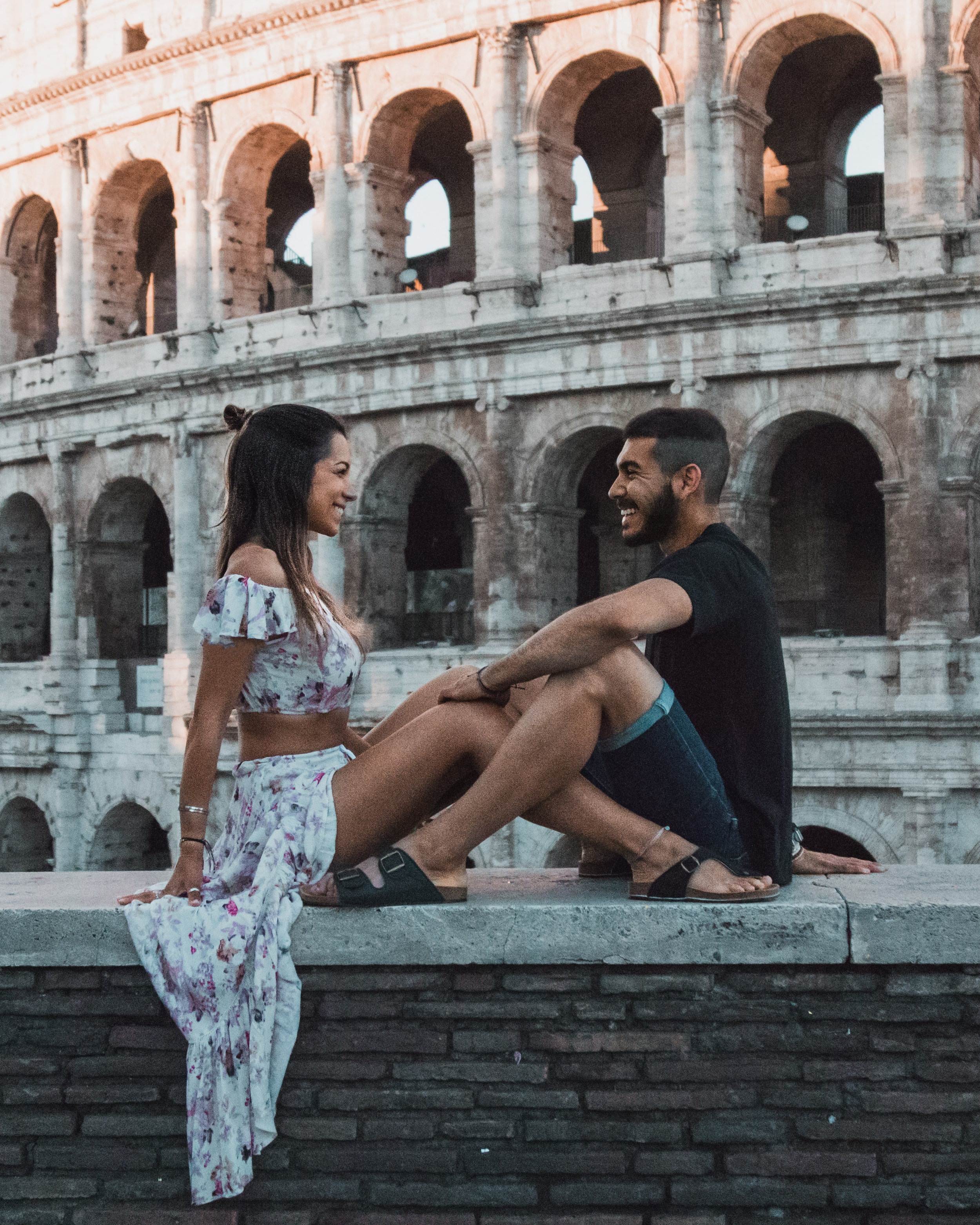 freeoversea italy rome colosseo nae vegan shoes fair trade ethical marcas portuguesas brand portuguese made in portugal slow fashion travel couple photography travel influencer