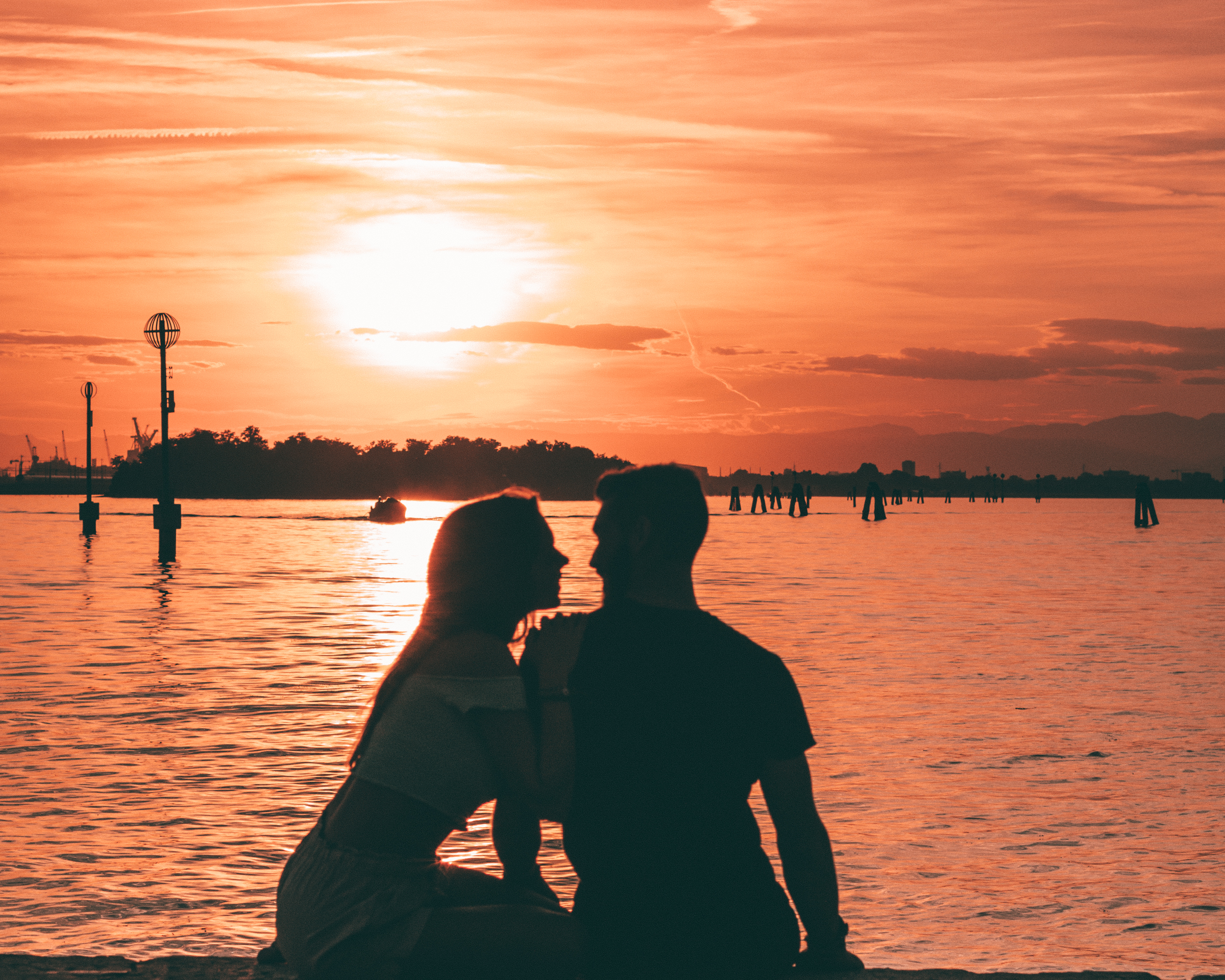 venice best sunset view instagrammable photography travel couple freeoversea interrail