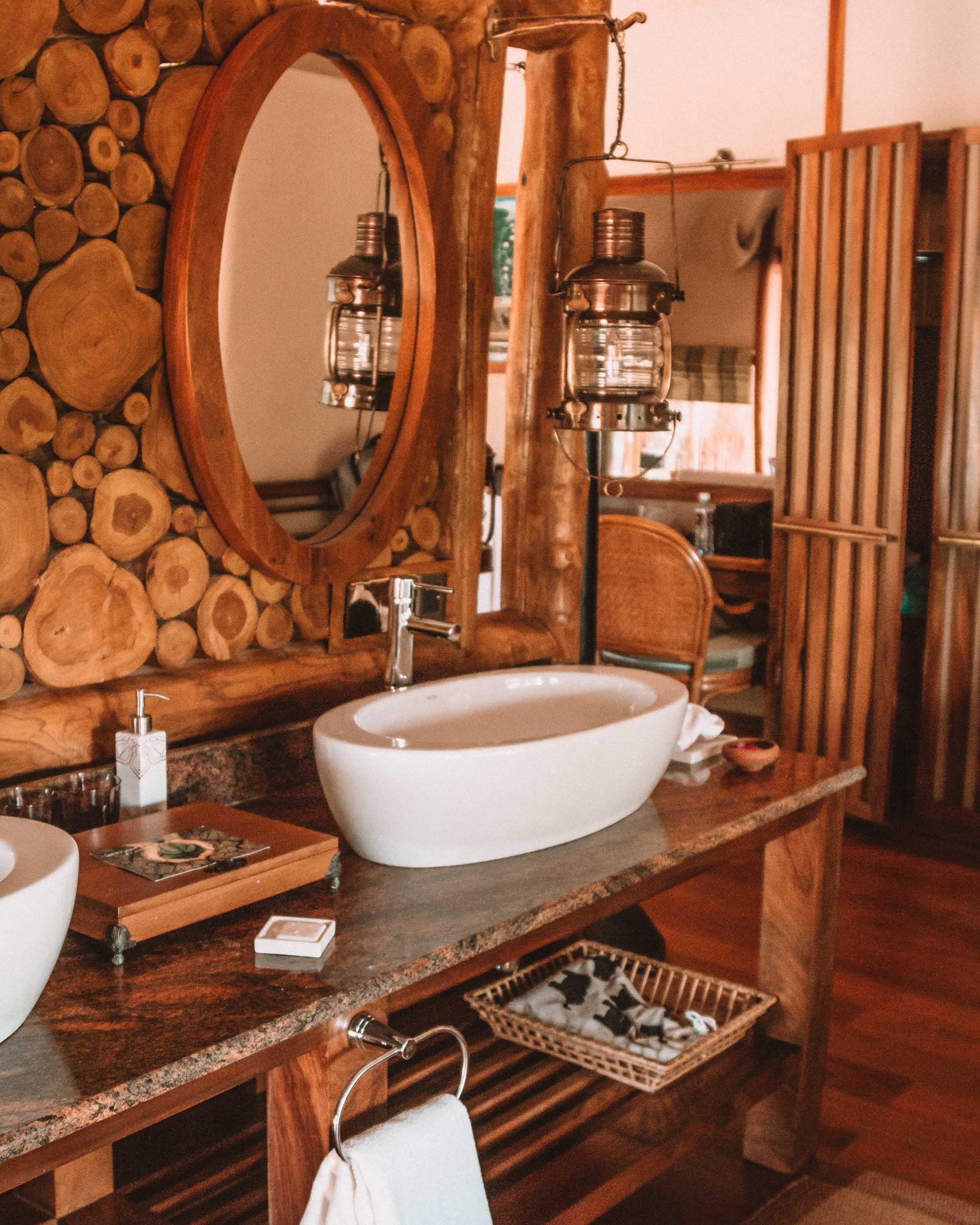 Yala national park Chena Huts uga escapes bathroom