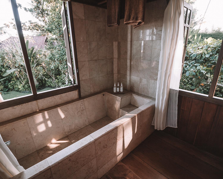 bath bathroom goals nature open windows fresh hotel new resort