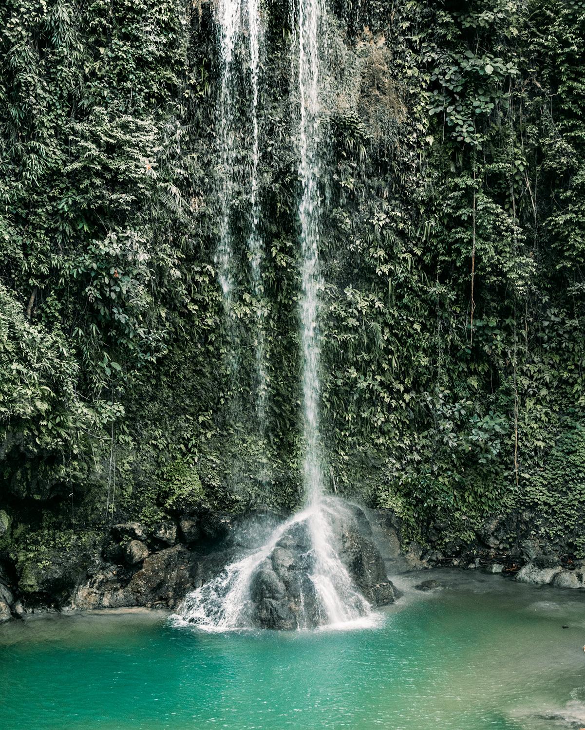 cebu waterfall guide adventure starts here philippines asia amazing beautiful nature forest green blue
