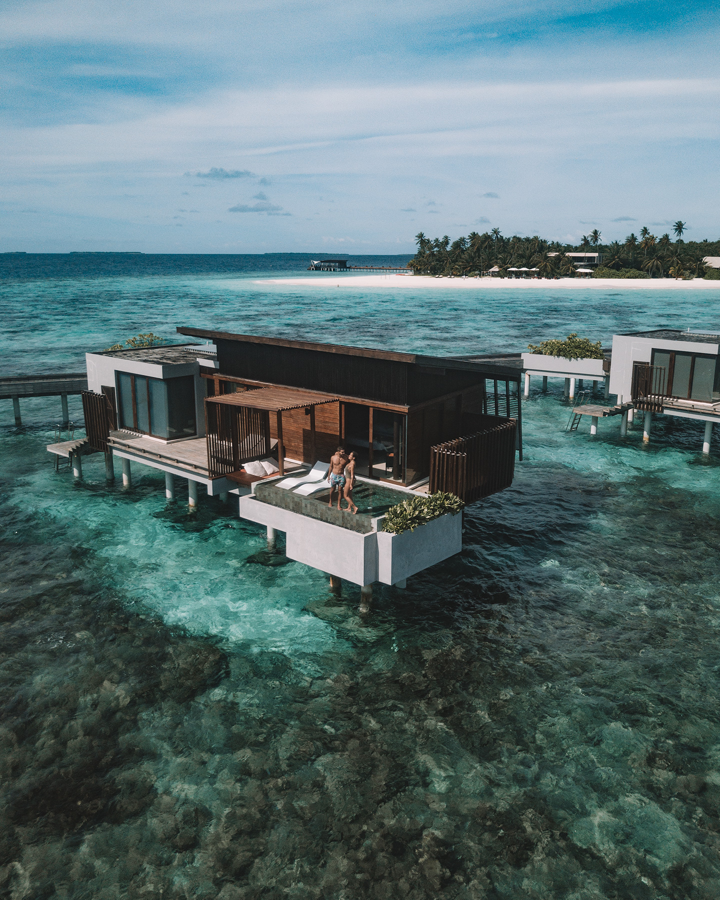 Park Hyatt Hadahaa Maldives Leading Resort freeoversea couple goals